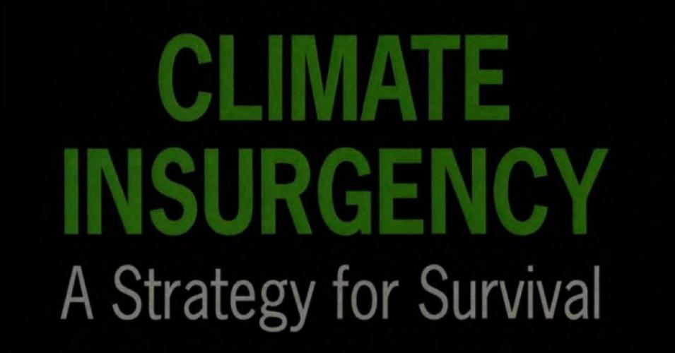 Climate Emergency: Global Insurgency