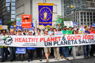 Join the Labor Network for Sustainability  for People's Climate Movement Events,  April 28th-30th, Washington, DC