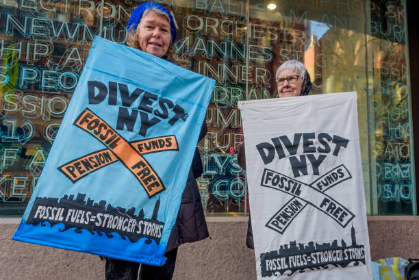 How New York City Won Divestment from Fossil Fuels