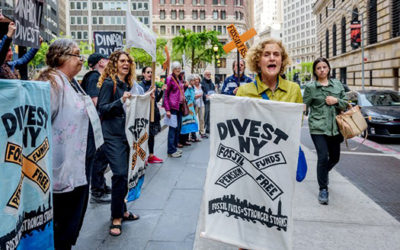 Union Pension Fund Divestment Webinar December 10