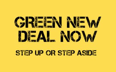 Twelve Reasons Labor Should Demand a Green New Deal