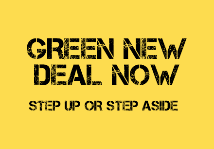 Twelve Reasons Labor Should Demand a Green New Deal