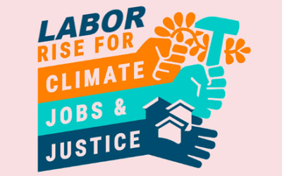 What Trade Unionists Can Do Right Now to Win a Green New Deal