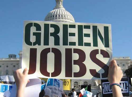 Green New Deal? Bring It! But Don't Forget Your Union Card