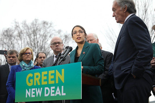 What's in the Green New Deal Resolution for Labor?