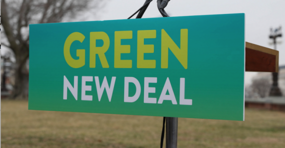 Los Angeles AFL-CIO Endorses Green New Deal