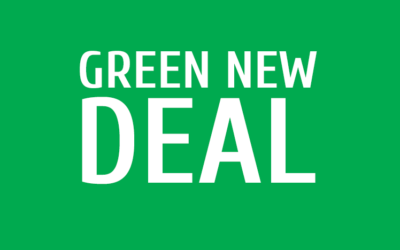 SEIU 509 Joint Executive Board Resolution on the Green New Deal