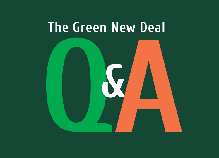 Some Tough Questions about the Green New Deal