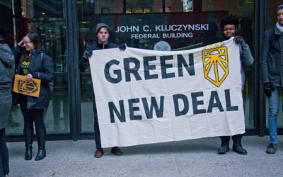 Union Locals Build Support for the Green New Deal's 'Just Transition'