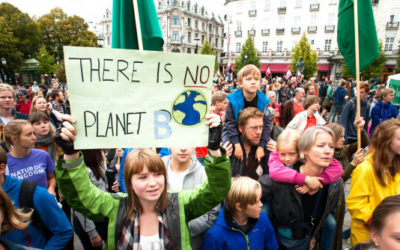 Workers Join Young People on Global Strike for Climate