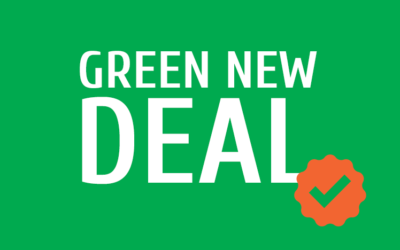 New SEIU Resolution Reveals Broad Labor Support for the Green New Deal