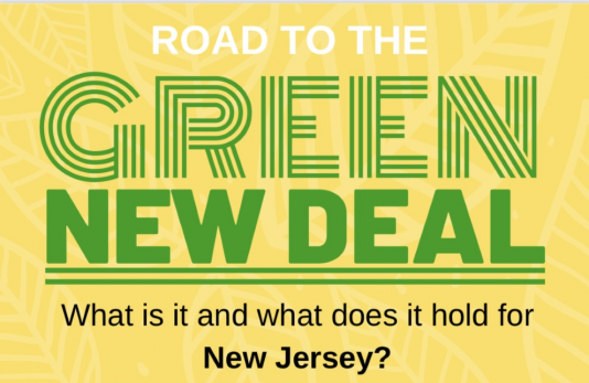 LNS at Green New Deal Town Halls Across New Jersey