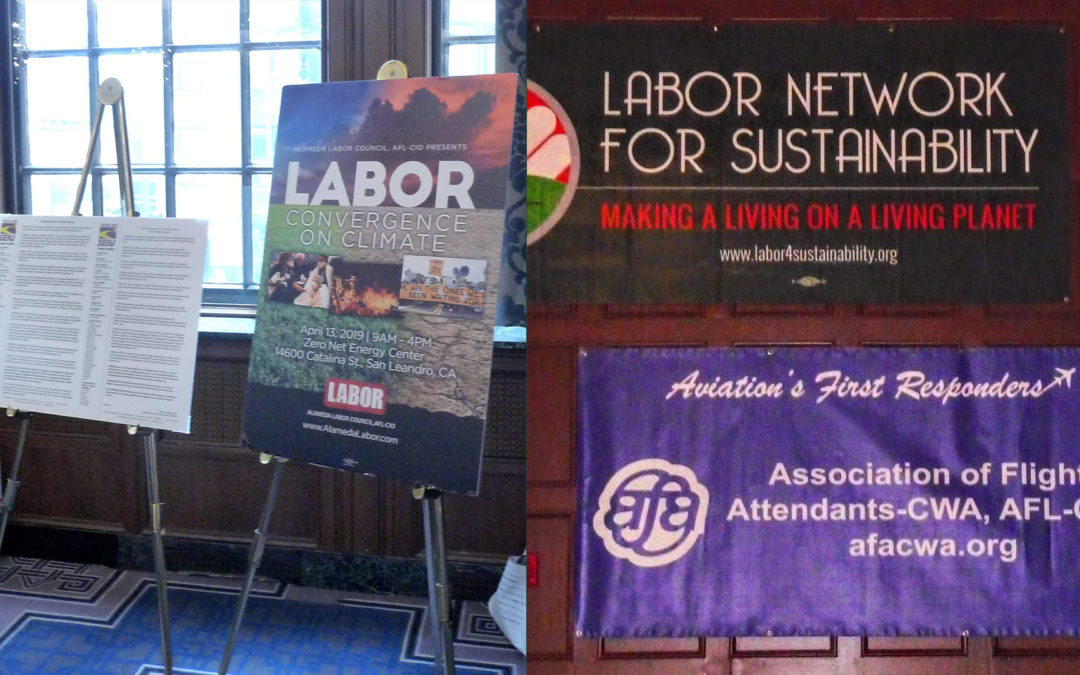 LNS Lays Out Next Steps for Labor Climate Action