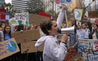 How Labor Can Support the Youth-Led Climate Strikes September 20-27