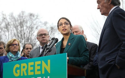 Union Members Overwhelmingly Support the Green New Deal