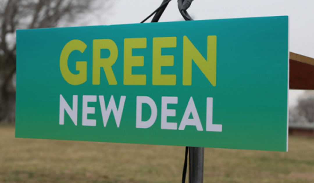 Check Out LNS's Virtual Convergence 2: Labor Voices on the Green New Deal Recording