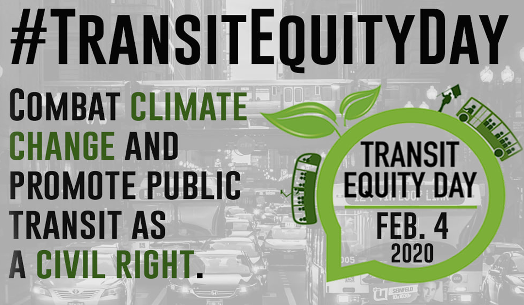Get on Board for Transit Equity Day—February 4