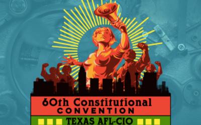 Texas AFL-CIO Adopts Resolution on Climate Change
