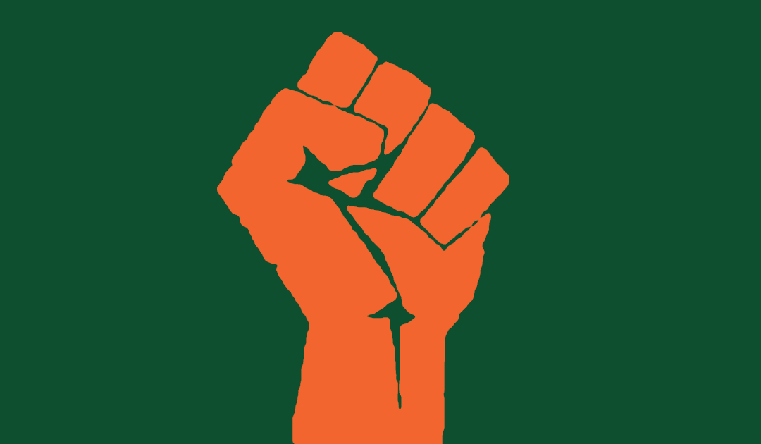 This is a time for solidarity. This is a time for sustainability. This is a time for the Green New Deal.