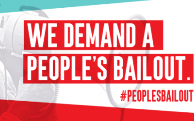 Support the 5 Principles of a #PeoplesBailout!
