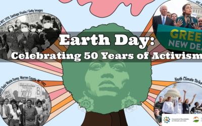 Earth Day to May Day: A Historic Experiment in Virtual Protest