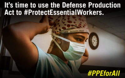 Center for Biological Diversity, Unions, Advocates, File Legal Petition for #PPENow