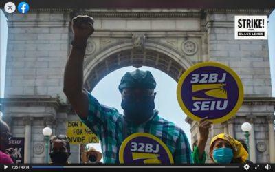 """""""Strike for Black Lives"""" Redefines Worker Action"""