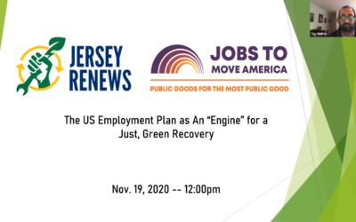 Driving Green Jobs