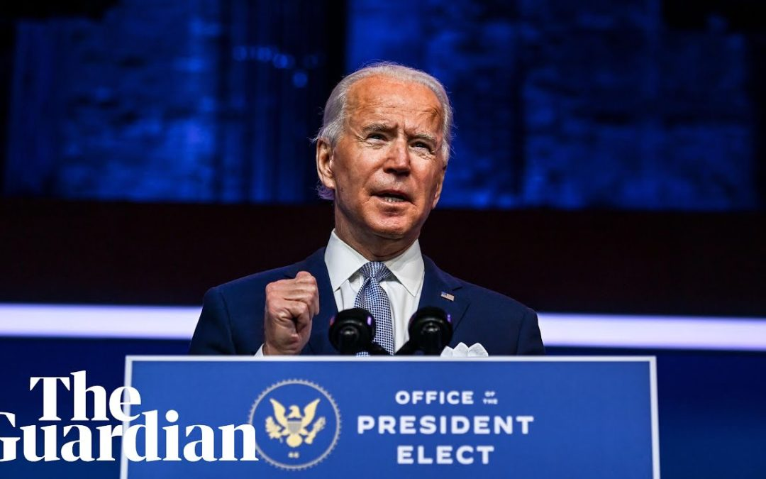 The Biden Climate Plan: Part 1: What It Proposes