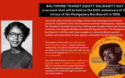 From 1955 to Today, Recognition of Struggle is Key to Transit Equity