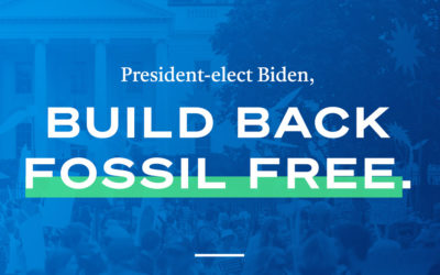 Climate and Jobs: Proposals for the Biden Agenda