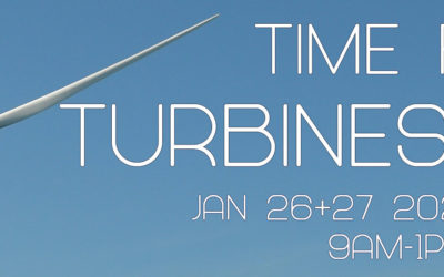 Time for Turbines!